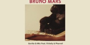 Bruno Mars Feat. R. Kelly & Pharrell 'Gorilla G-Mix' (Audio)