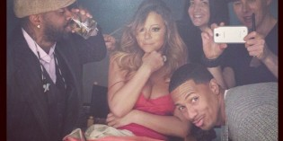 Mariah Carey And Jermaine Dupri Up 'The Art Of Letting Go' Promo Push