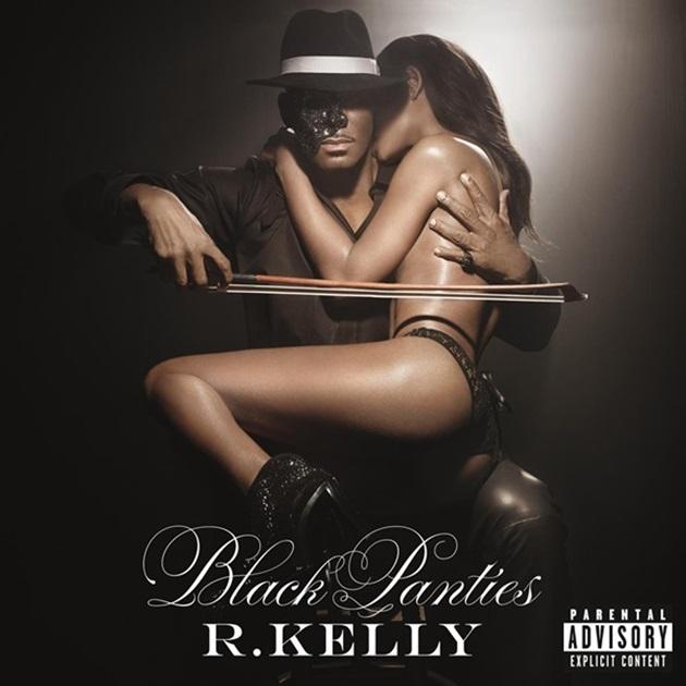 R.Kelly Black Panties