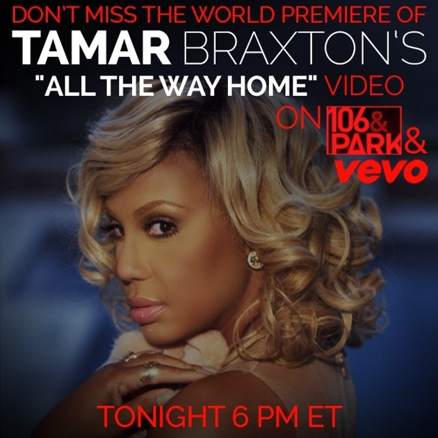 Tamar Braxton New Video